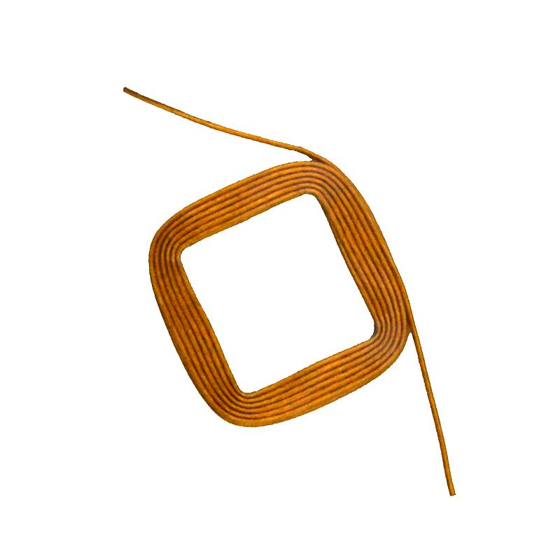 方形高温包膜自粘线圈