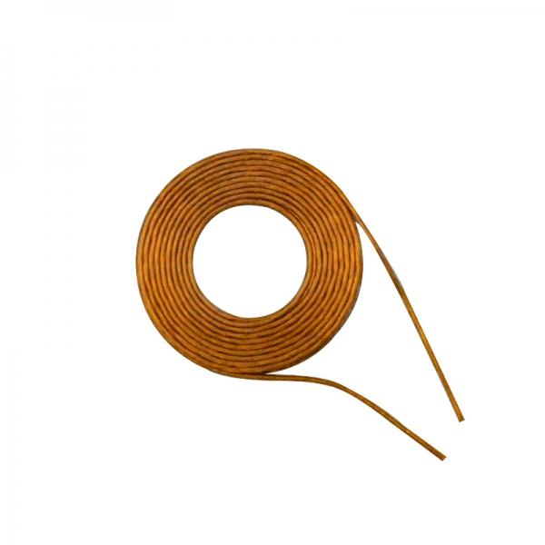 圆形高温包膜自粘线圈